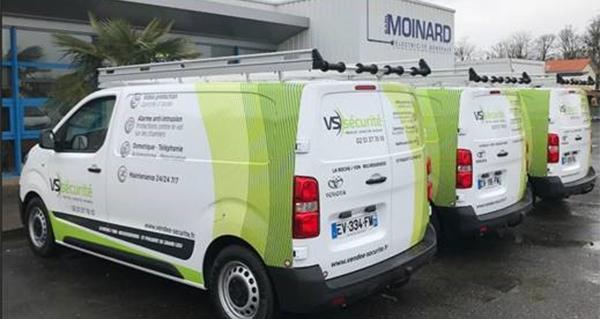 entreprise d'électricité - Moinard - Vendée - Nantes